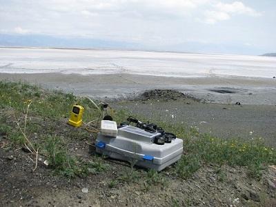 پایش وضعیت دریاچه ارومیه