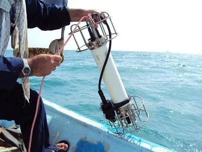 نمونه برداری از دریا