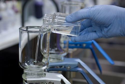 آزمایش میکروبی آب