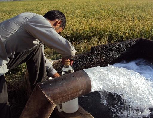 آب مناسب برای کشاورزی چه آبی است